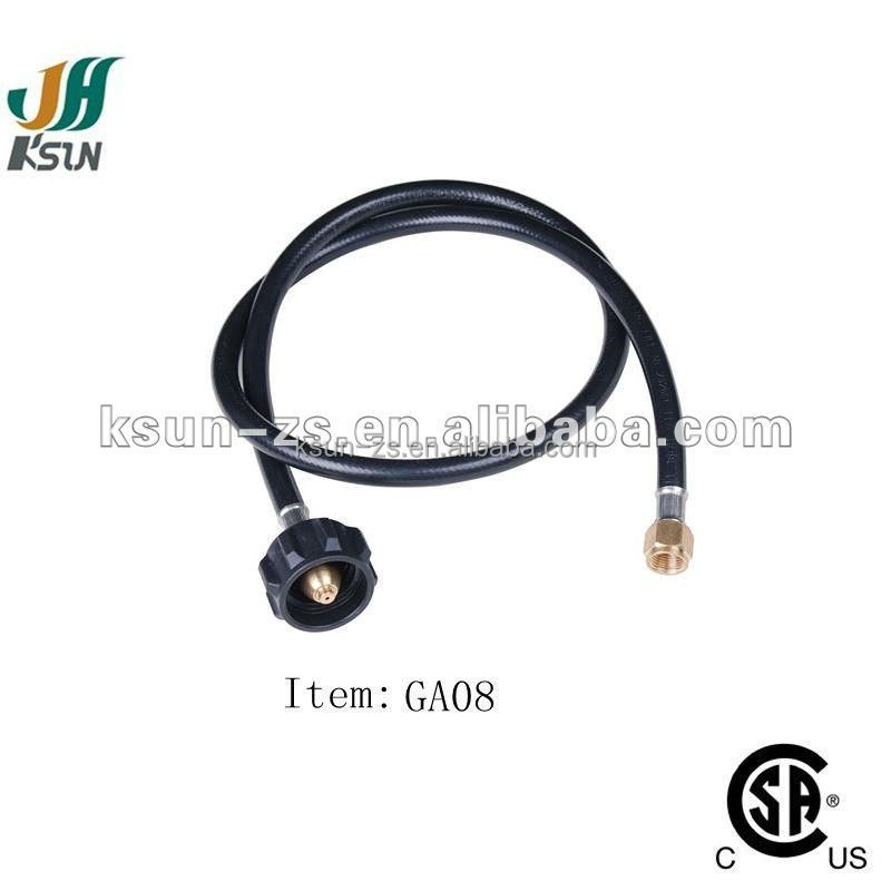 CSA approved high pressure hose assembly and connector for cooker spare parts