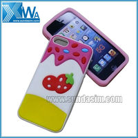 Ice Cream Melt Silicone Case