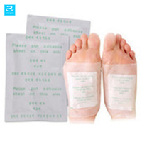 Chinese Popular Product Body Pure Foot Patch Detox Foot Pads For Healthcare