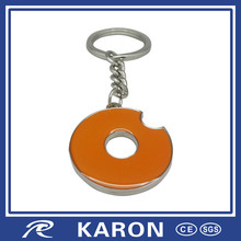 wholesale cheap custom keychains in metal