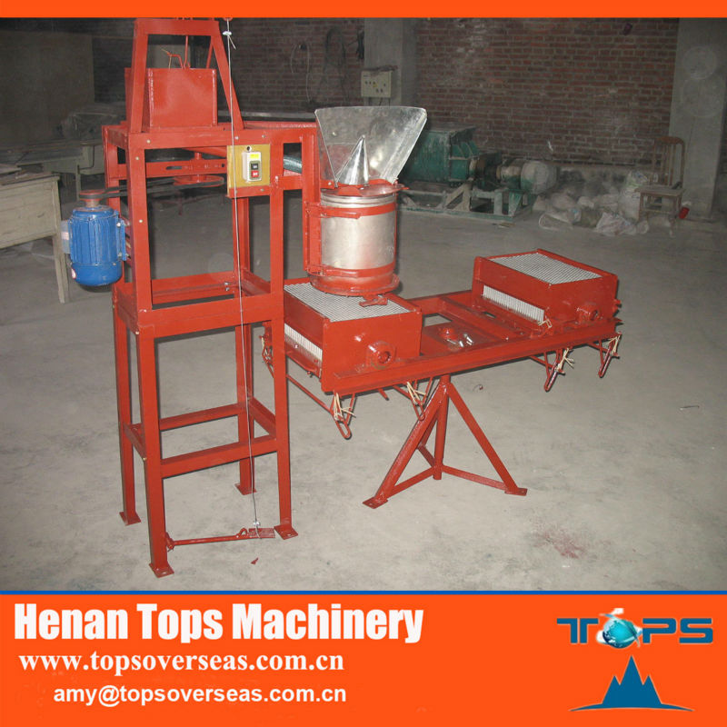 well appreciated dustless school chalk making machine/chalk machine