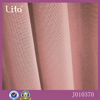 70D prismatic polyester poewr mesh fabric flexible metal mesh fabric for lining
