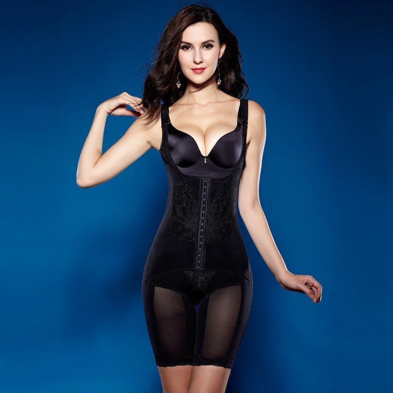 Hot Sale Breathable Full Body Shaper Corset Underwear Women Bodysuit Ladies Slimming Body Shapers