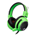 JD V1 gamer headphone in internet cafe for ps4 xbox
