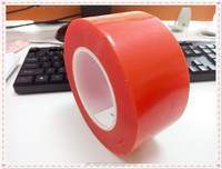 Super Clear Strong Red Double Sided Adhesive Tape 10mm for LCD Touch Screen