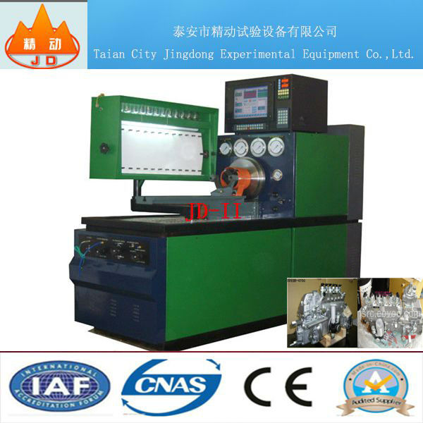 JD-II diesel fuel injection pump test bench for Automotive Maintenance denso siemens