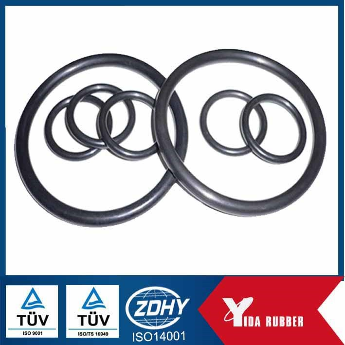2014 hot selling factory black 170 * 7 NBR rubber o ring manufacturer