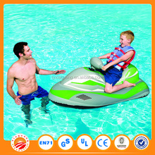 2016 Summer Wave Rider Inflatable Motor Boat for Kids