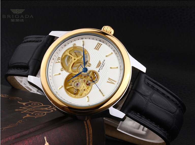 Shenzhen China Watch manufacturer customized custom brand logo automatic watches