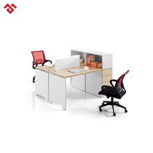 Commerical wooden furniture office manager table double office desk