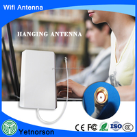 Big panel External 2.4G WiFi Antenna High Gain 20DBI 2.4G Antenna with USB connector