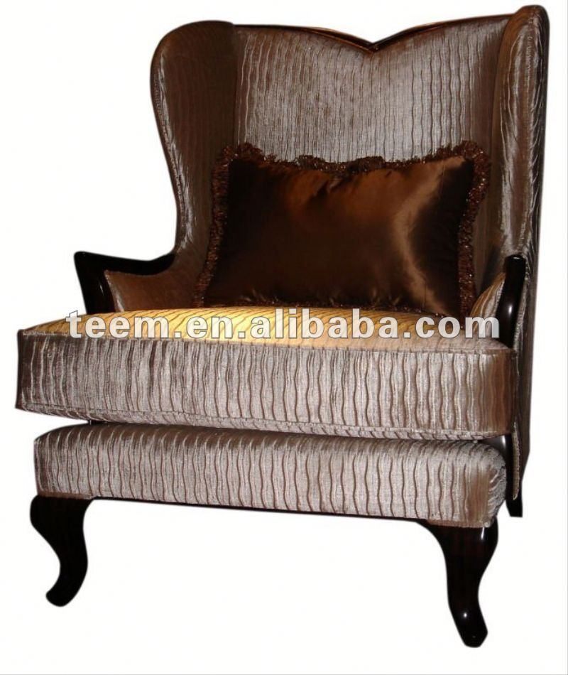 euro luxury sofa NO.1 semi-circular leather sofachair