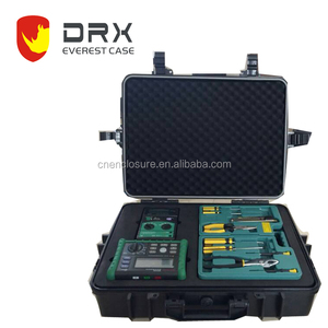 Custom Plastic precision tool case equipment instruments , helicopter carrying case