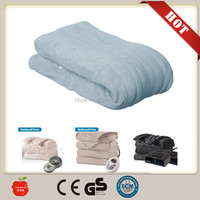 Double King Size electric heating blanket/Electric Blanket 220V from china factory with low price