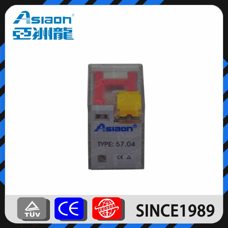 ASIAON Online Shopping Chinese Waterproof PCB and Socket Mounting Type 14 pin 5a 110vac General Purpuse Relay