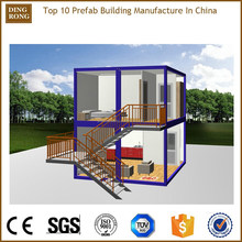 diy container low cost 2 story prefabricated beach house