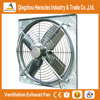 Cow farm equipment low noise hanging cow exhaust fan/ventilation fan for cow house