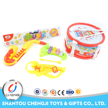 Funny learning set educational replica musical instruments for kids