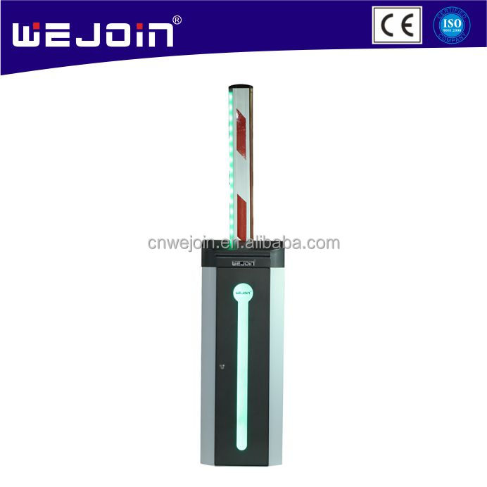 2017 Hot Sale High Class LED Road Barrier Gate for Toll System and Parking Lot