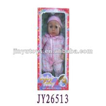"16"" real baby action doll 2012 baby doll"
