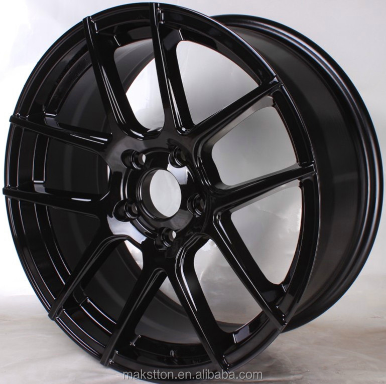 17 inch Good Quality Alminum Alloy Wheels car whees For Sale