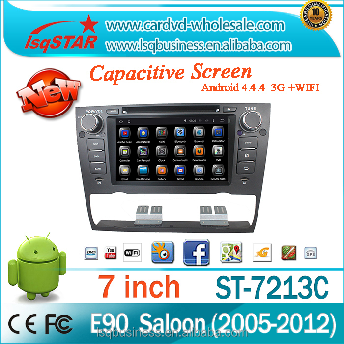 In dash android multimedia car DVD player with Navigation for BMW E93 Cabriolet (2005-2012)