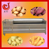 Trade assurance automatic fruit and vegetable brush washer