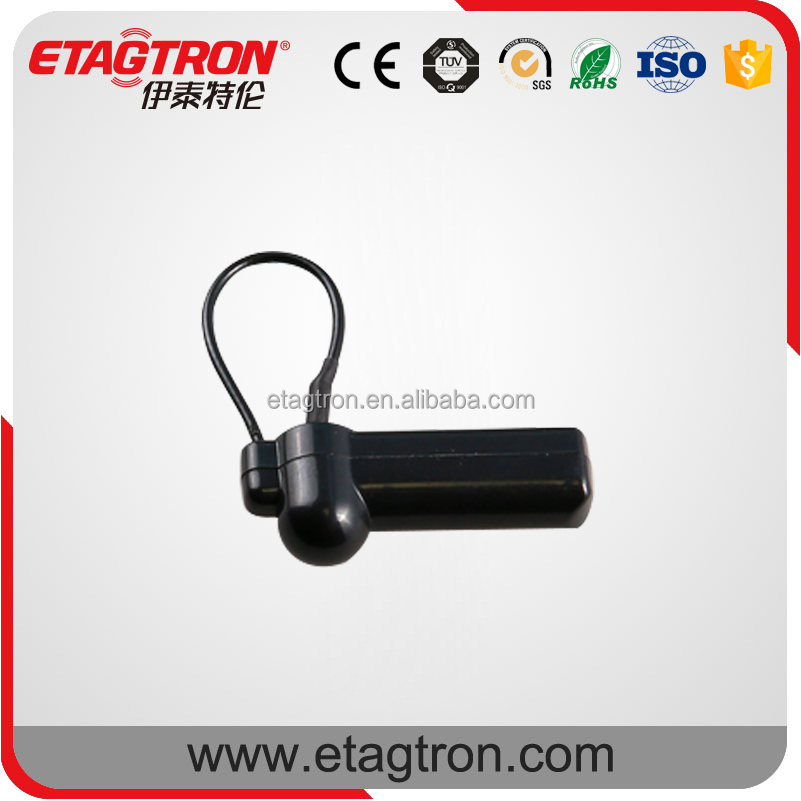 E-Tagtron supermarket securityam eas hard tag stop lock hook