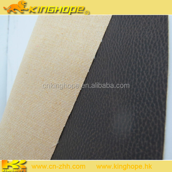Popular product hot sale PU soft leather with high quality