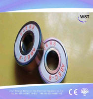 China factory 608z bearings rubber ceramic deep groove ball bearing ceramic koyo ball bearing for electric longboard