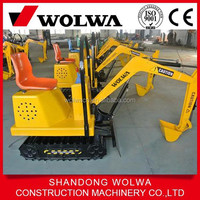 remote control type kids ride on excavator toys china manufacturer for sale