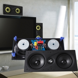 Speaker home theater