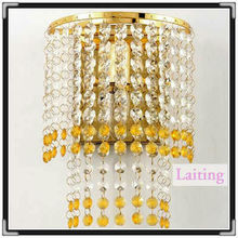 Crystal indoor wall lamp lighting