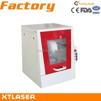 High precision fiber 10w laser marker with high tech and long lifetime