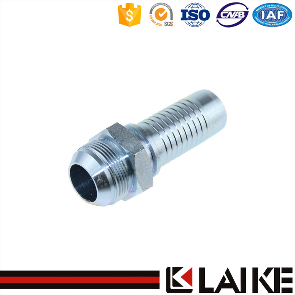 Male Hose Fitting Jic Male 74degree Cone Seal (16712)