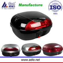 Adlo direct factory cheap welcomed motorcycle tail box / trunk / tail bag