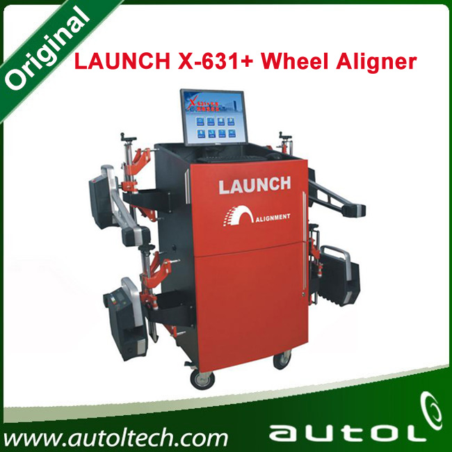 Electronic vehicle tool car wheel aligner LAUNCH X631+ Wheel Alignment