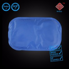 Reusable Hot Or Cold Compression Back Wrap / Large Size Gel Ice Pack For Low Back