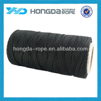 250FT black nylon fishing twine