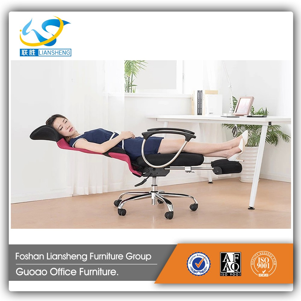 High Back Office Chair Best Ergonomic Office Chair Reclining Office Chair with Footrest GA001R