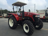 100HP 4 wheel drive Agriculture Tractor