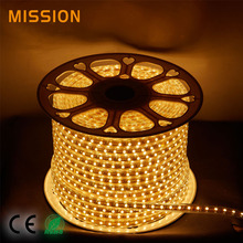 220v dimmable high power 100meter waterproof led strip light