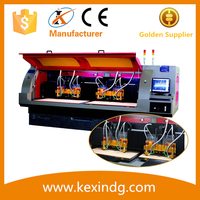 PCB Router Four Spindles Multi-Station Drilling and Routing Machine CNC Milling Machine