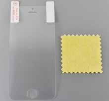 Explosion-Proof Transparency Tempered Glass Screen Protector Film For iphone 5 5S 5C.Anti Shatter Film For iPhone 5 5G 5s