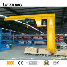 LIFTKING Economic Prices 10T Electric Cantilever Lifting Jip Crane With Electric Hoist