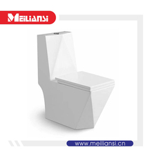 Popular floor mounted types of S-trap / toilet commode indian