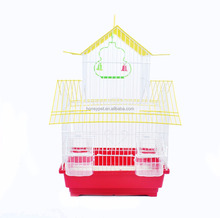 Cheap animal house shape chicken wire bird cage