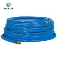 Good price nylon braided no toxic family gas use cooker plastic best quality pressure washer hose factory