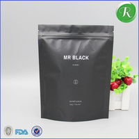Factory Printed Matte Ziplock Packaging Pouch