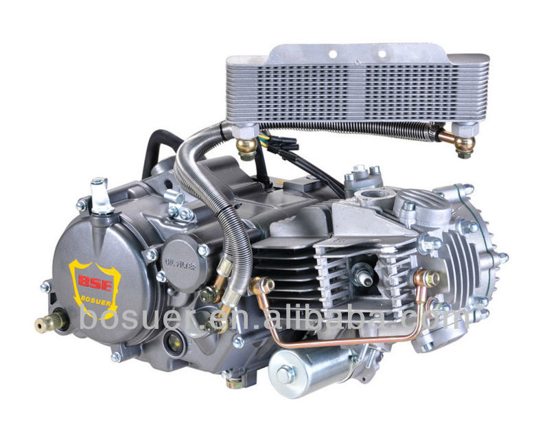 yx 150cc oil-cooled engine